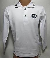 Тениска детская  с длинным рукавом Размер 110 - 128 см