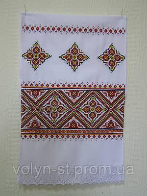 Рушник Український, хрестик №2