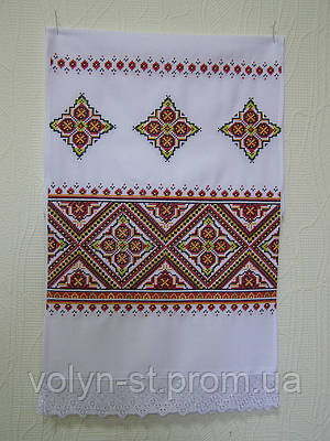 "Вишитий рушник ""Український, хрестик №2"" (арт. Н-15.0.2)"