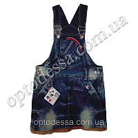 Детская джинсовая одежда от 4 до 8 лет (5231)