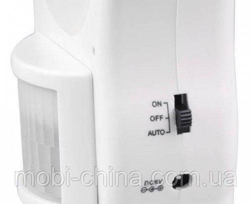 Автономная LED лампа с датчиком движения 612, фото 2