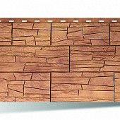Фасадная панель Каньон 1,16х0,45 м (невада)