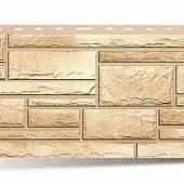 Фасадная панель Камень 1,14х0,48 м (известняк)