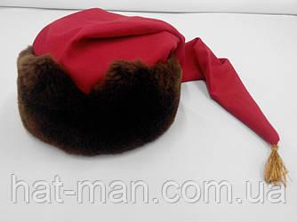 Гетьманська шапка з ненатурального хутра