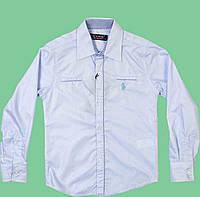 Рубашка для мальчика (122-146)(Турция)