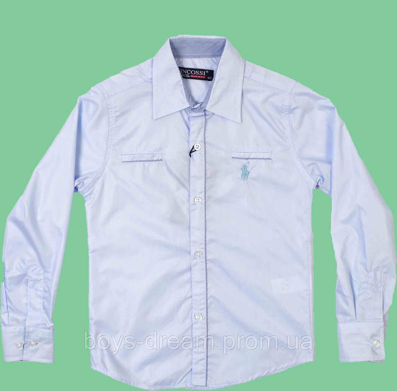 Рубашка для мальчика (152-176)(Турция)