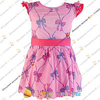 Детские летние платья пр- во Турция от 2 до 6 лет (3286-2)