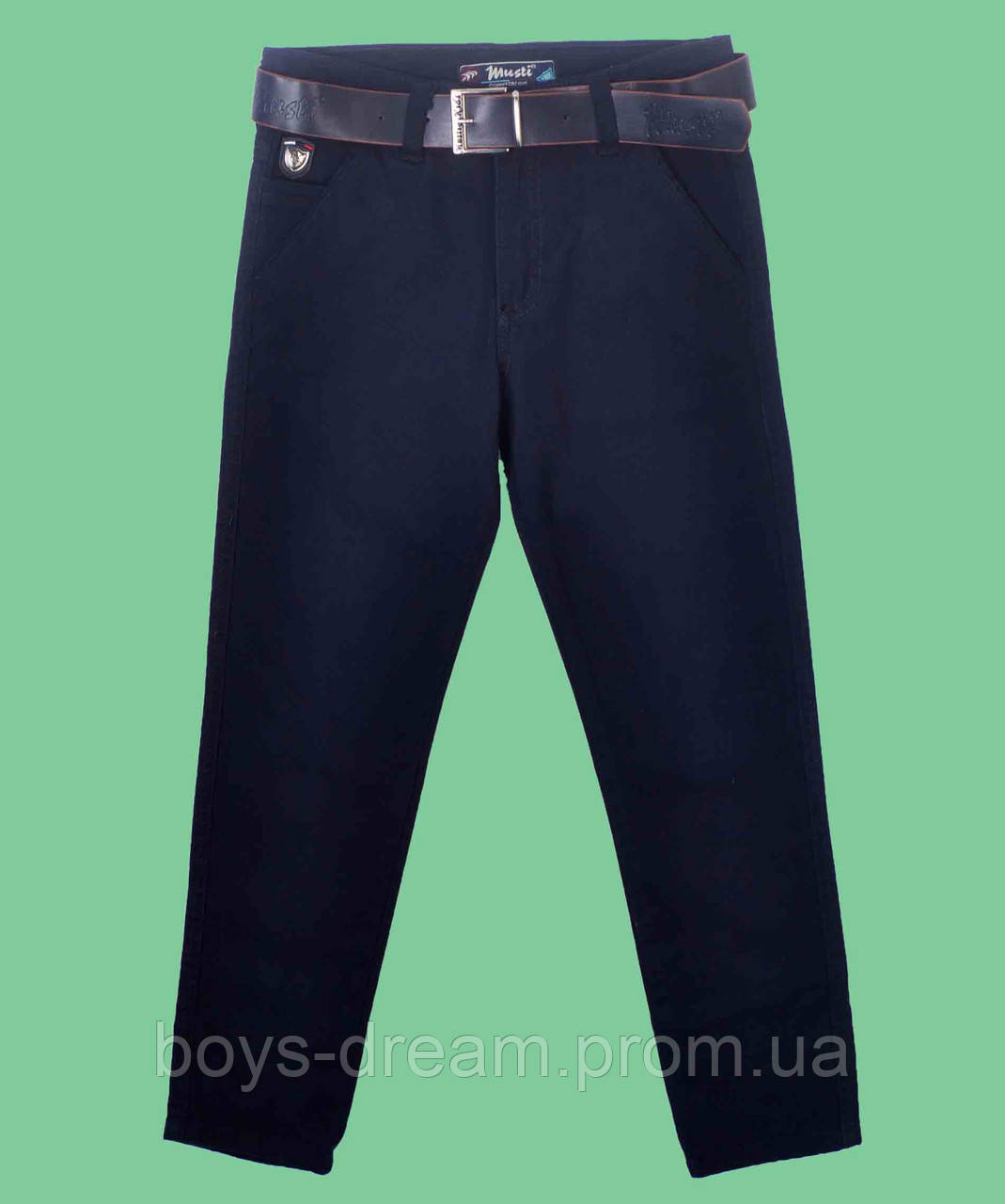Классические брюки для мальчика 6-16  лет (Турция)