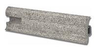 Профиль WIMAR с кабель-каналом матовый 19х55х2500 мм (гранит серый)