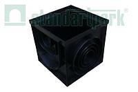 Дождеприемник - песколовки PolyMax Basic ГЧП- 40.40 -ПП пластиковый