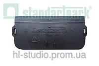 Заглушка StandartPark 5х155х70 пластиковая для лотка водоотводного 8010 и 8050 (6831)