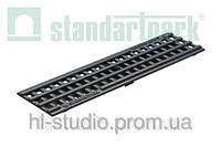 Решетка водоприемная StandartPark 500х134х20 класс нагрузки: A ячеистая пластиковая (20801)