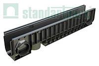 Лоток водоотводной StandartPark 1000х160х200 класс нагрузки: A – С пластиковый (8040)