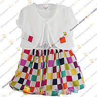 Детские платья Рост: 86-92-98 (3376)