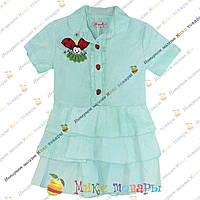 Летние платья для девочек от 1 до 4 лет (3400-4)