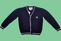 Пуловер, кардиган для мальчика 6 лет (116) (Турция)