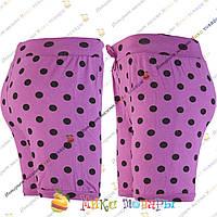 Турецкие шорты для девочек от 1 до 6 лет (3422-1)