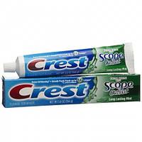 Зубная паста Crest Complete Multi-Benefit Extra Wthite plus Scope Outlast, 164 г