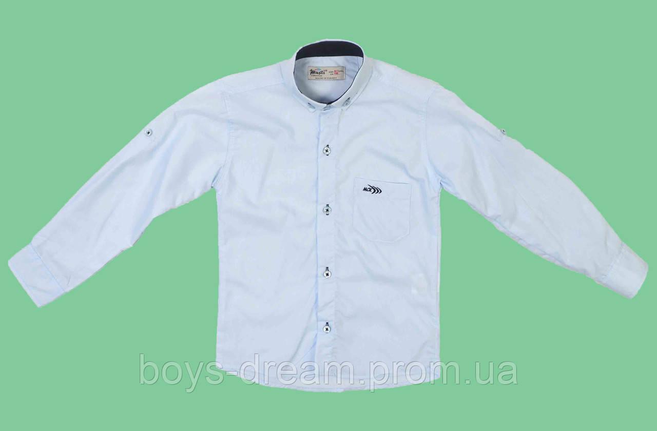 Рубашка для мальчика 140 (Турция)