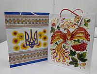 Упаковка з українською символікою