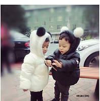 Куртка детская зима с натуральным мехом 08181 (04)