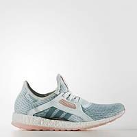 Кроссовки для бега Pure Boost X адидас женские AQ3401