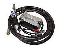 Насос для перекачки топлива Light Tech, 12 В, 40 л/мин.