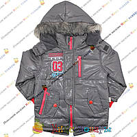 Стильные куртки для мальчиков пр- во Турция от 3 до 7 лет (3692-2)