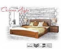 Кровать Селена Аури 120х200 (щит)