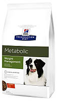 Hill's PD Canine Metabolic, 12 кг