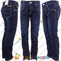Синие классические джинсы для мальчика от 5 до 10 лет (vn3724)