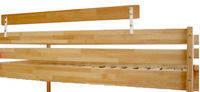 Планка безопасности для кроватей Нота и Дуэт 80 см