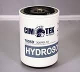 Фильтр для очистки топлива CIMTEK CT70059, с водоотделительной функцией, 50 л/мин, 10 микрон