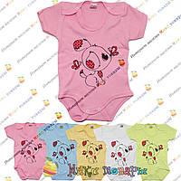 Бодики для малышей Рост: 62-68-74-80-86 см (4069-1)