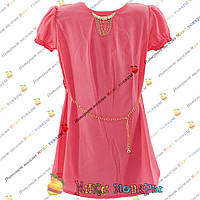 Блузки из шифоновой ткани для девочек Размеры: 8,10,14 лет (4161-2)