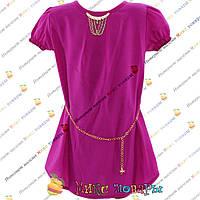Турецкие Шифоновые блузки для девочек от 8 до 14 лет (4161-3)