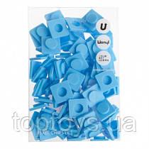 Пиксели Upixel Big Голубой WY-P001O