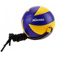 Волейбольный тренировочный мяч Mikasa MVA300ATTR