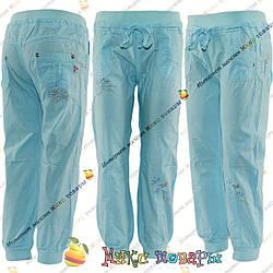 Коттоновые брюки Лето для девочек с 3 до 8 лет (4289-3)