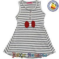 Летние платья для девочек от 2 до 7 лет (4353-1)