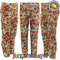 Лосины брюки для девочек от 4 до 10 лет производство Турция (4354-1)