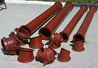 Самотечные трубы