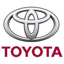 Бічні пороги Toyota