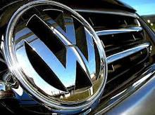 Бічні пороги Volkswagen