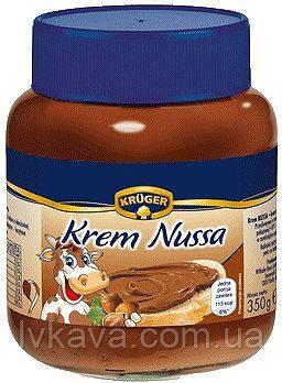 Шоколадный  крем  Krem Nussa KRUGER, 350 гр
