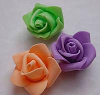 Роза латекс 3 см, фото 1