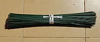 Ножка одиночная голая зеленая 40 см