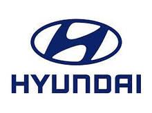 Бічні пороги Hyundai