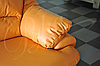 Мягкое кожаное кресло SARA (100 см), фото 6