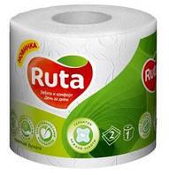 Папір Туалетний Ruta Classic білий 1 рул